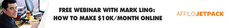 Webinar 1 - How to Make $10,000/Month Online